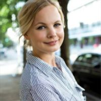 Scheurlen, Antonia 2 - Moderatorin